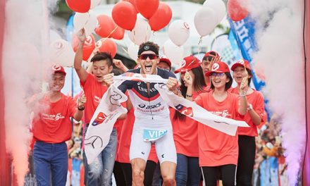 Challenge Taiwan – Challenge's first long distance race in Asia!