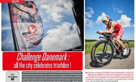 Challenge Danemark : all the city celebrates triathlon ! to read in TrimaX#166