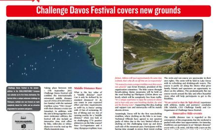 Challenge Davos Festival covers new grounds to read in TrimaX#166