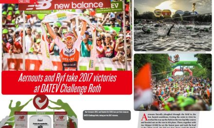 Aernouts and Ryf take 2017 victories at DATEV Challenge Roth to read in TrimaX#166