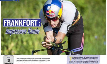 FRANKFORT : Impressive Kienle to read in TrimaX#166