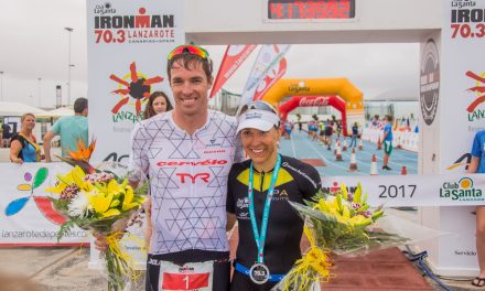 Cunnama and Haug win Club La Santa IRONMAN 70.3 Lanzarote 2017