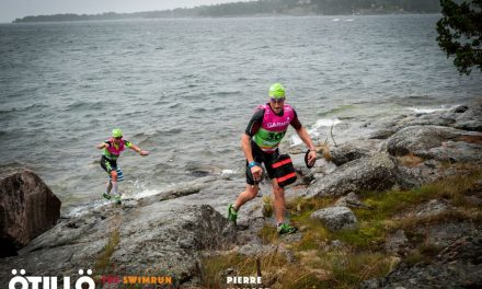 Course record and rough conditions at the ÖTILLÖ Swimrun World Championship 2017