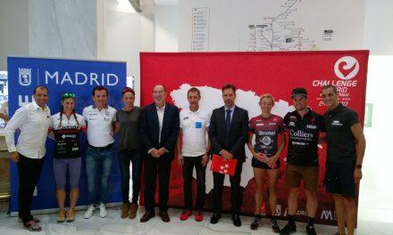 Challenge Family : Madrid bets on triathlon