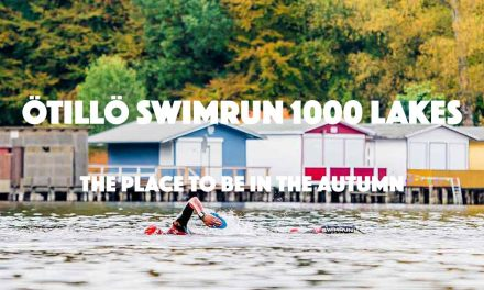 The Grand Final of ÖTILLÖ Swimrun World Series 2017 at 1000 Lakes