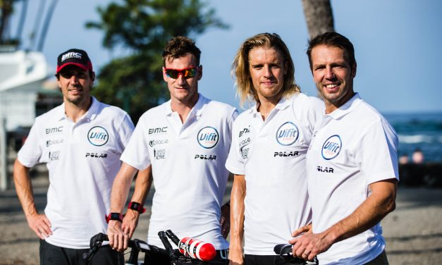 New milestone: BMC-Vifit Sport Pro Triathlon Team is the new team name from 2018 onwards
