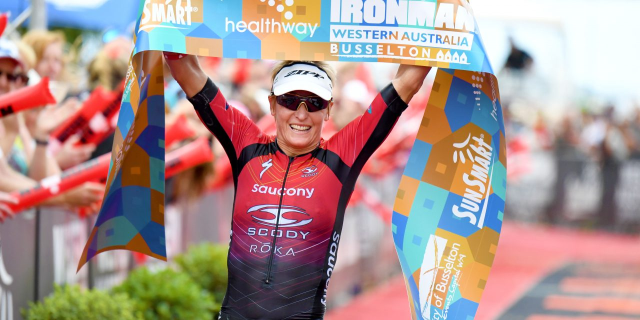 FAST AND FURIOUS AT SUNSMART IRONMAN WESTERN AUSTRALIA