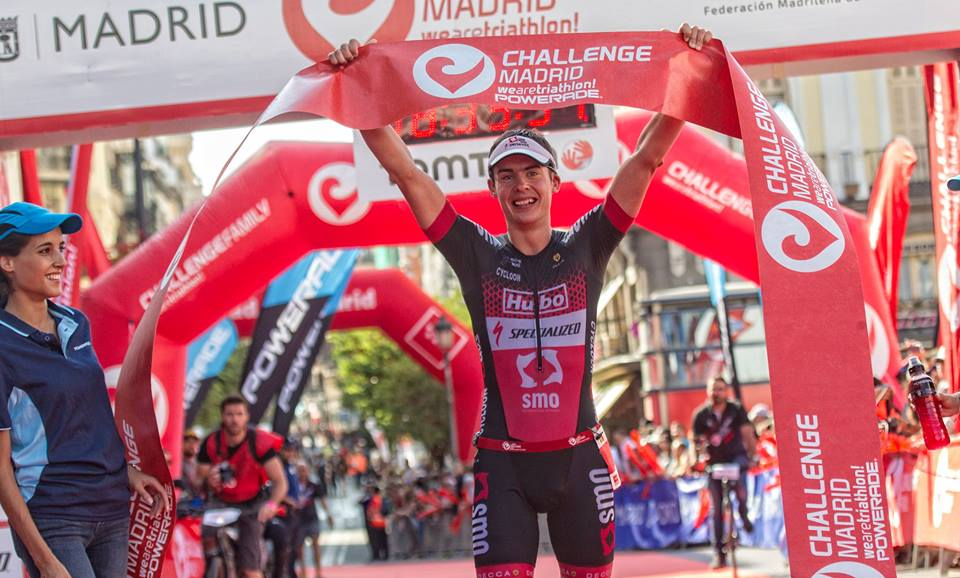 Challenge Madrid lengthens the cutting time 30 min in the cycling sector