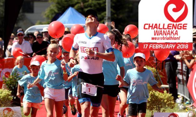 Latest News from Challenge Wanaka Triathlon
