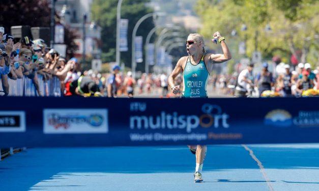 World Champion triathlete Sarah Crowley to race SRAM in 2018
