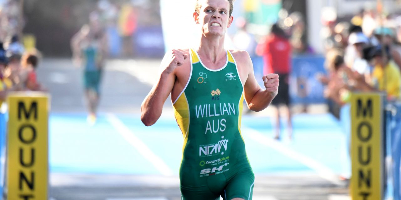 COMMONWEALTH GAMES YOUNG GUNS ON SHOW AT GOLD COAST TRIATHLON – LUKE HARROP MEMORIAL