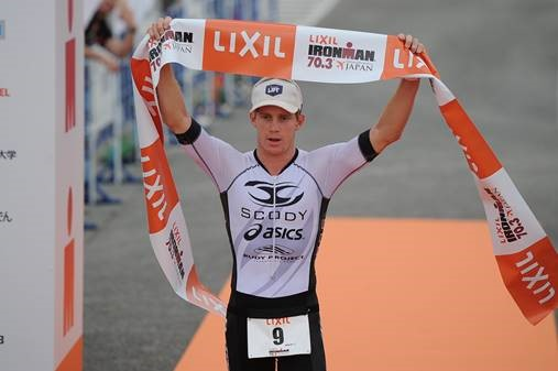 OLYMPIAN TO RACE IRONMAN 70.3 Geelong