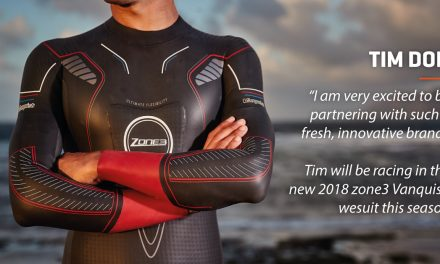 Zone3 partner with IRONMAN World Record holder Tim Don