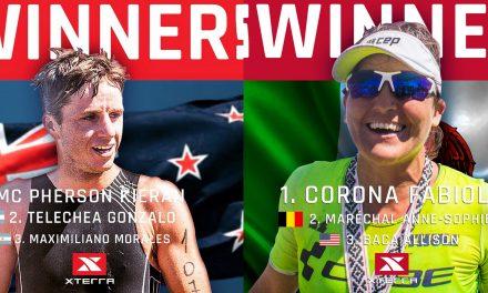 McPherson, Corona win XTERRA Argentina