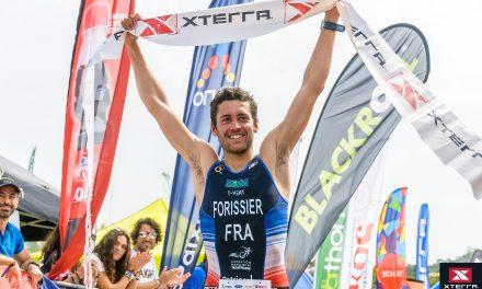 Forissier, Walters win XTERRA Greece