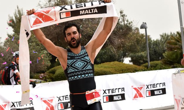 Serrano, Poor win XTERRA Malta