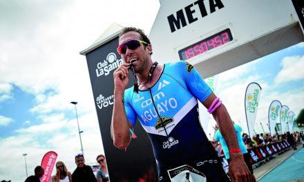 Volcano triathlon: Hector and Aguayo take the win!