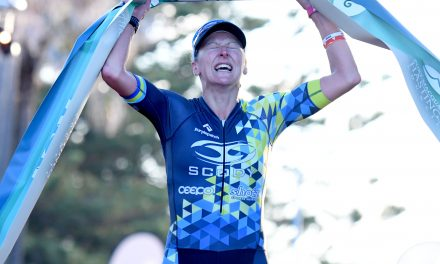 IRONMAN AUSTRALIA CHAMP LOOKS TO GO BACK TO BACK
