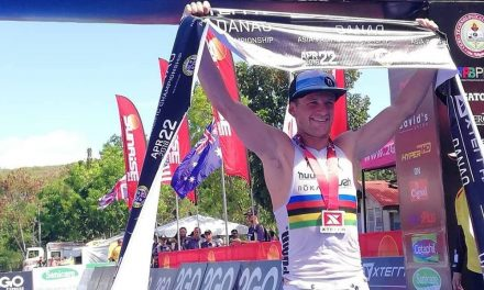 Weiss, Wasle win XTERRA Asia-Pacific Championship