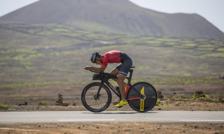Upcoming race for Dreitz at Ironman 70.3 Marbella