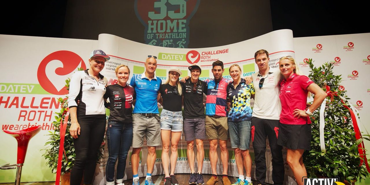 Pro Athlete Quotes from DATEV Challenge Roth Press Conference