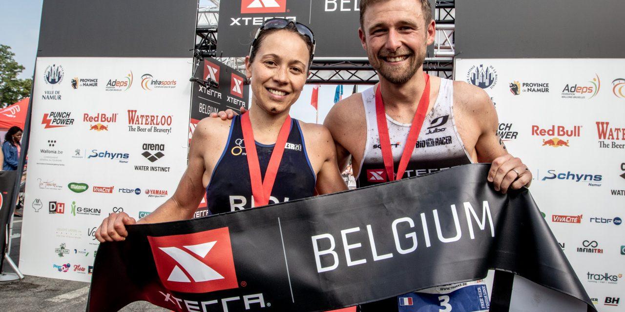 Carloni, Riou win XTERRA Belgium