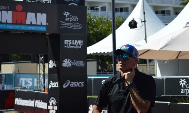Meet The Voice of Ironman in Australia: Peter Murray