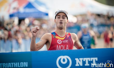 Sizzling run in Edmonton brings Mola in for his fourth consecutive WTS podium