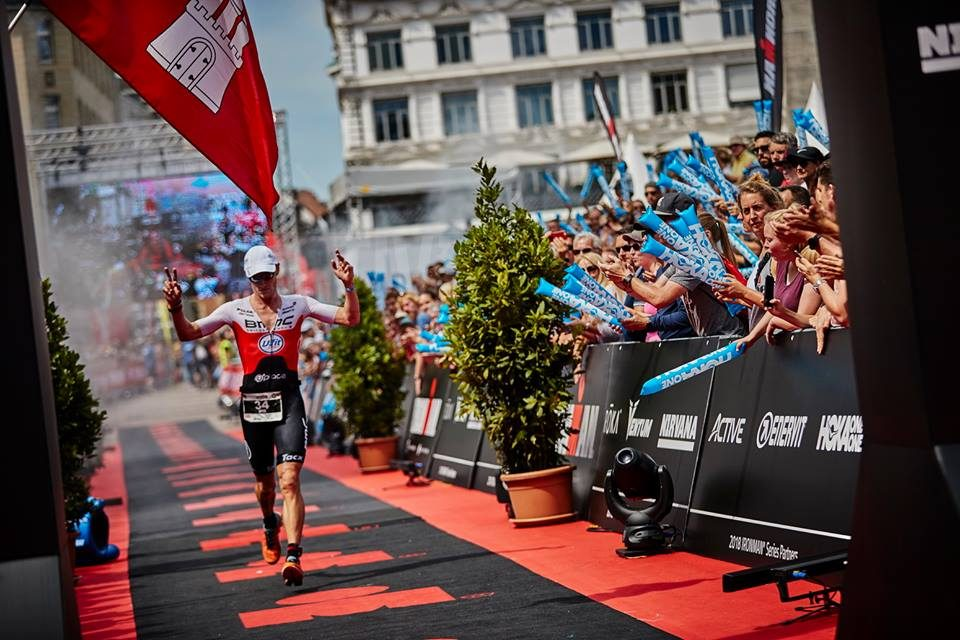 Ironman Hamburg Becomes Duathlon, Aernouts and Crowley win