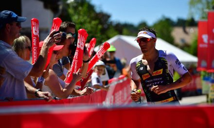 Sebastian Kienle takes the lead in the Challenge Family World Bonus after his victory at Challenge Roth