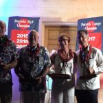 ATHLETES ERIN BAKER AND SCOTT MOLINA, CONTRIBUTORS KEN BAGGS AND ROCKY CAMPBELL INDUCTED INTO IRONMAN HALL OF FAME