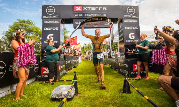 Akerson, Paterson win XTERRA Worlds
