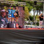 Pablo Dapena and Lucy Gossage claim victory at Challenge Peguera Mallorca