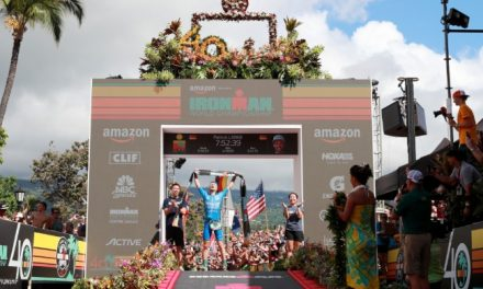 A DAY FOR RECORDS AND CELEBRATION: PATRICK LANGE AND DANIELA RYF CLAIM TITLES AT 2018 IRONMAN WORLD CHAMPIONSHIP BROUGHT TO YOU BY AMAZON
