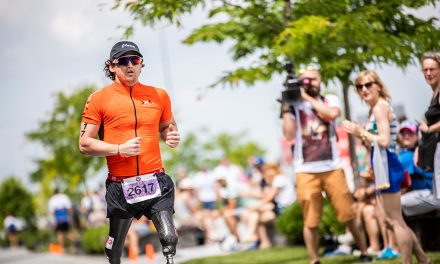 Rudy Garcia-Tolson to Anchor Celebrity Charity Relay at Challenge Daytona