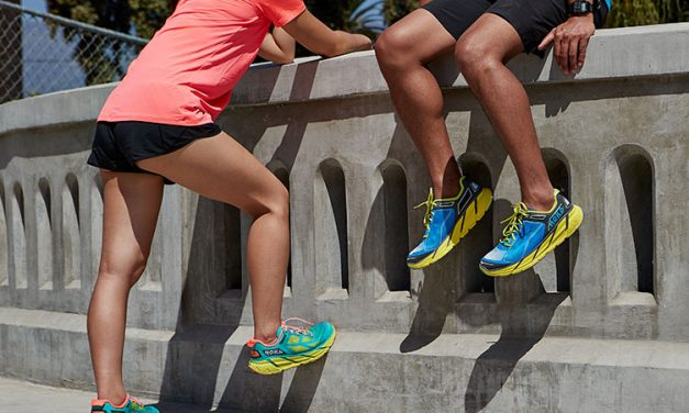 HOKA ONE ONE : The Clifton 1 is back!