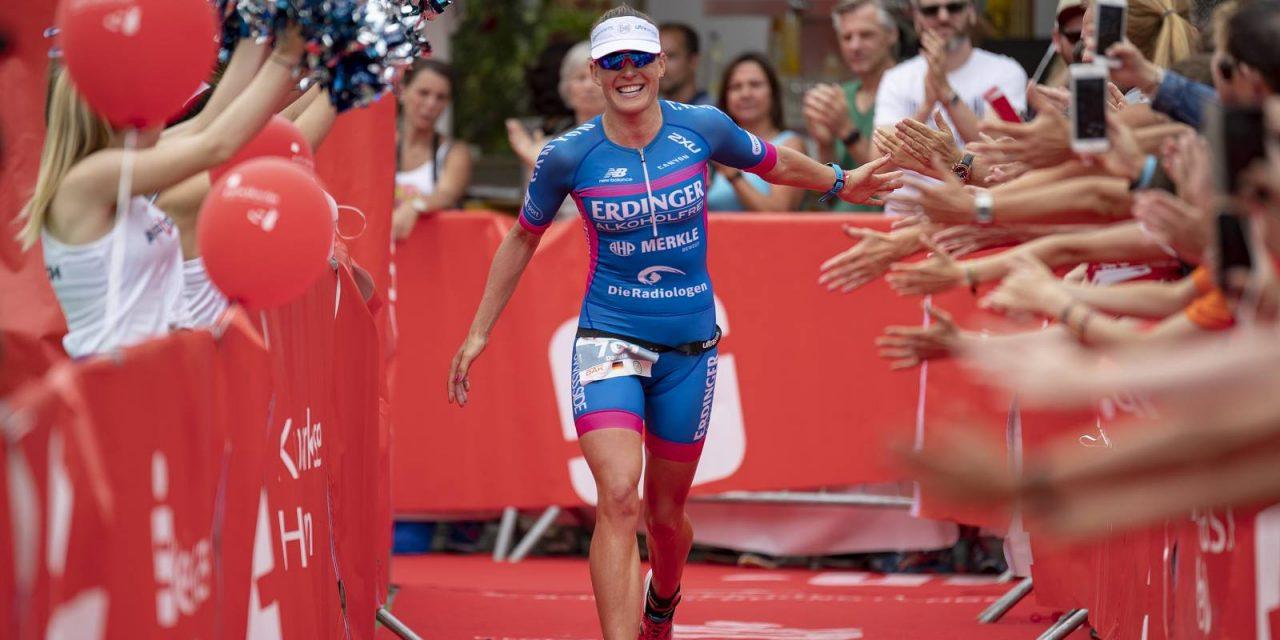 The defending women champion is back at Challenge Heilbronn 2019