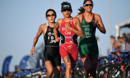 TRIPLE OLYMPIAN TO MAKE HER IRONMAN DEBUT