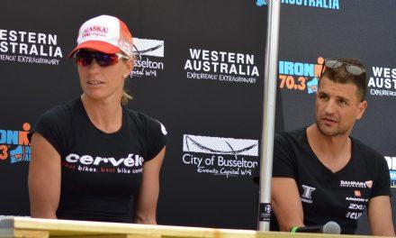 Stellar Pro Field for Ironman Western Australia