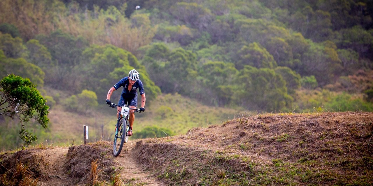 Weiss, Slater win XTERRA Asia-Pacific Championship