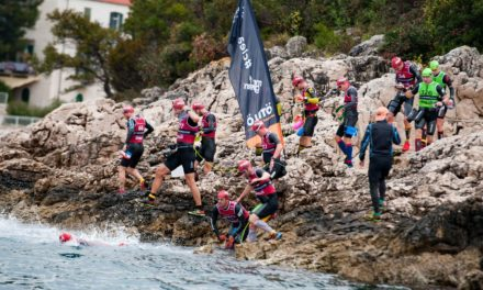 What a Start to the ÖTILLÖ Swimrun season at Hvar