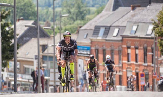 Pieter Heemeryck and Daniela Bleymehl dominate CHALLENGERAARDSBERGEN: 'An amazing race, an amazing course, an amazing city and amazing crowd'