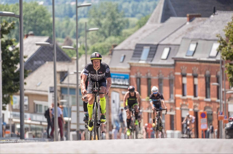 Pieter Heemeryck and Daniela Bleymehl dominate CHALLENGERAARDSBERGEN: 'An amazing race, an amazing course, an amazing city and amazing crowd'