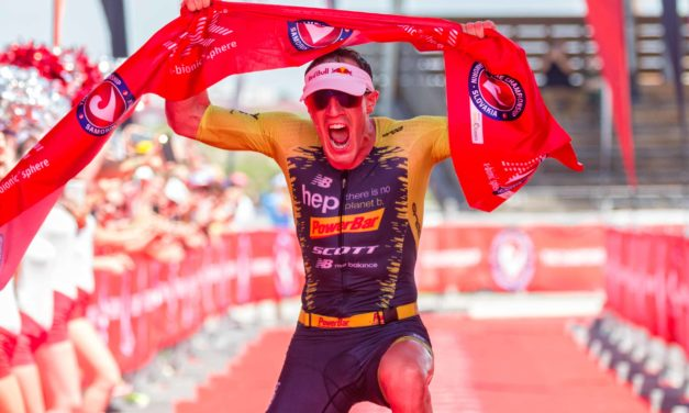 Kienle finally tops the podium, Lucy Charles secures 3rd win at THE CHAMPIONSHIP