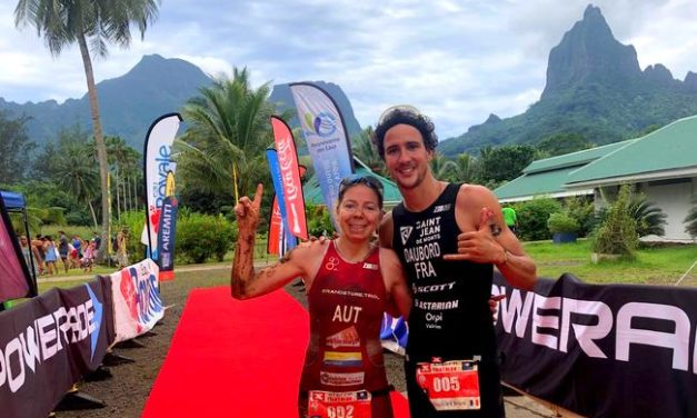 Daubord, Wasle win XTERRA Tahiti