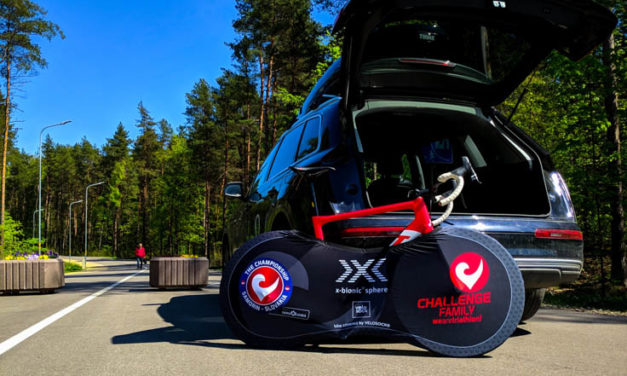 Challenge Family partners with Velosock