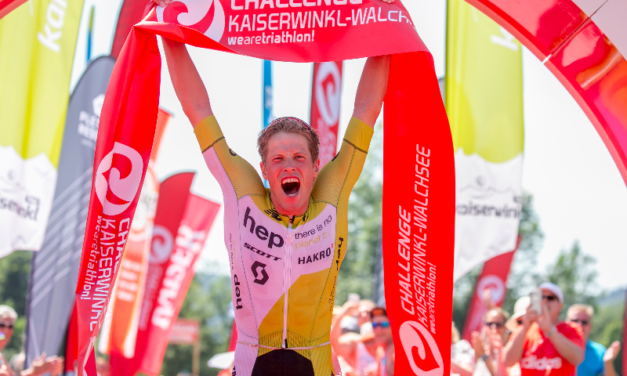 Maurice Clavel and Radka Kahlefeldt win the tenth anniversary of Challenge Kaiserwinkl-Walchsee