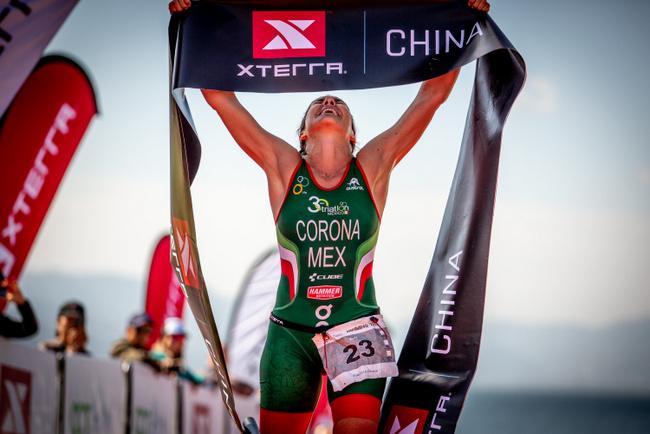 Ruzafa, Corona Win Inaugural XTERRA Kunming, mainland China