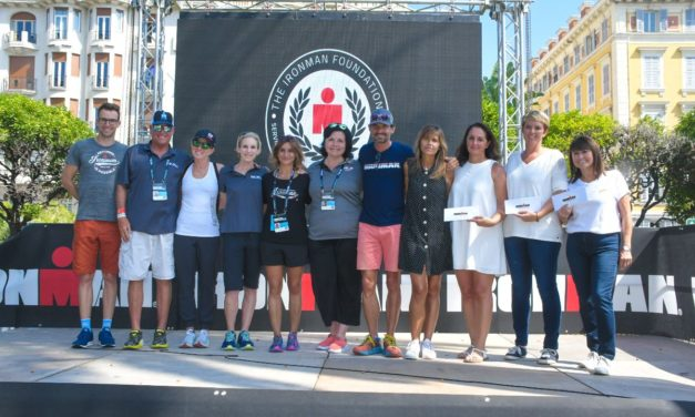 IRONMAN FOUNDATION TO SUPPORT MULTIPLE INITIATIVES IN NICE, FRANCE AS PART OF 2019 IRONMAN 70.3 WORLD CHAMPIONSHIP