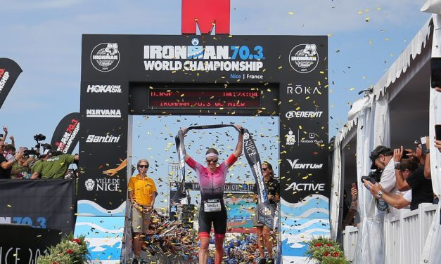 UNIQUE, HISTORIQUE, LÉGENDAIRE: DANIELA RYF CLAIMS HISTORIC FIFTH IRONMAN 70.3 WORLD CHAMPIONSHIP TITLE AS SHE RACES TO VICTORY IN NICE